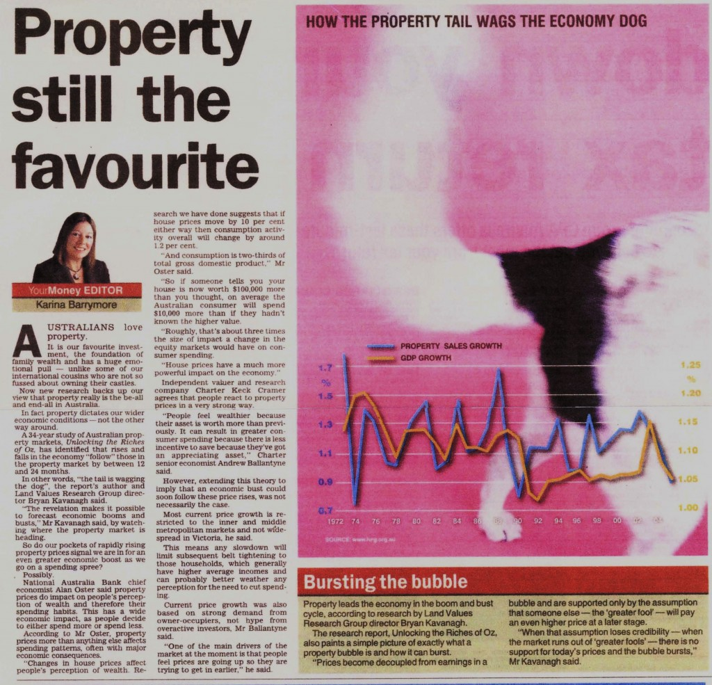 Property still favourite