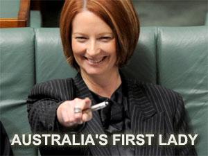 Gillard PM