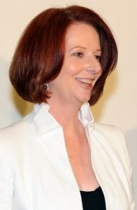 New PM Julia Gillard