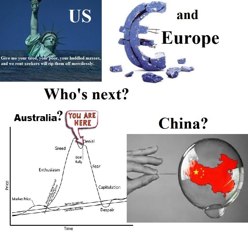 US n Europe