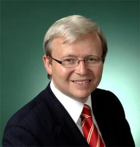 Prime Minister Rudd