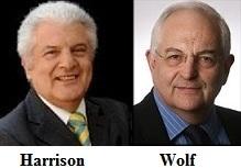 Harrison Wolf