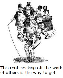 rent-seeking