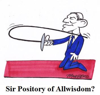 Sir Pository of Wisdom