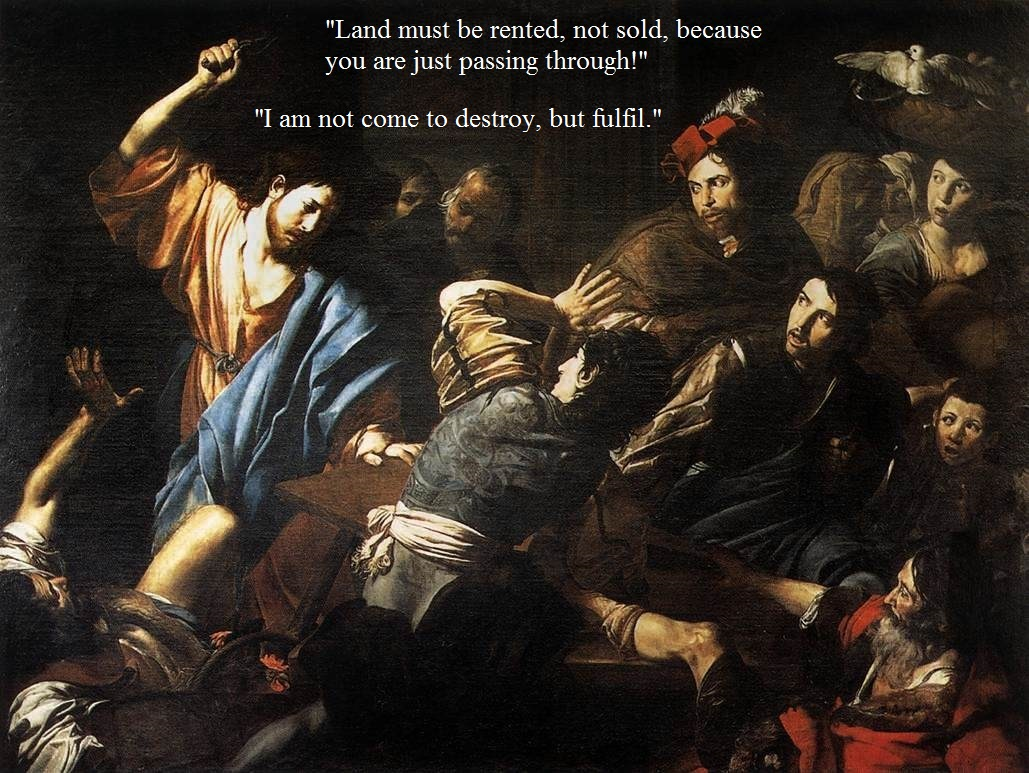VALENTIN DE BOULOGNE (b. 1591, Coulommier-en-Brie, d. 1632, Roma) Christ Driving the Money Changers out of the Temple c. 1618 Oil on canvas 195 x 260 cm Galleria Nazionale d'Arte Antica, Rome The history of this painting has been traced back as far as 1666, when it was mentioned as part of the Spanish royal collection. In the first years of the nineteenth century Napoleon's uncle Cardinal Fesch added it to his boundless collection, acquiring it in all likelihood through the standard Napoleonic method of collecting by plunder. Upon the dispersal of the Fesch possessions in a series of sales in the 1840's, this important painting entered the collection of the Monte di Pietà, from which it passed to the National Gallery in 1895. The attribution to Valentin (1845) has been followed by all successive critics. The close dependence of this French artist on the style of Caravaggio extends even to the copying of individual passages like the figure lying on the ground to the left or the fleeing, screaming boy to the right. This, as well as, the use of strong light, chiaroscuro, and the realistic definition of the faces suggest a precocious date, perhaps around 1618. Despite the dependence on Caravaggio's style, the complex composition is fundamentally new. Everything is arranged along diagonals, carefully studied to give an overall sensation of whirling motion. Isolated in the centre of all this is the powerful figure of Christ. With his arm raised against a terrorized, fleeing crowd, this figure a very individual interpretation of its prototype, the Christ at the centre of Michelangelo's Sistine Chapel Last Judgment. --- Keywords: -------------- Author: VALENTIN DE BOULOGNE Title: Christ Driving the Money Changers out of the Temple Time-line: 1601-1650 School: French Form: painting Type: religious