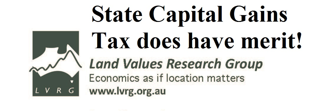 State capital gains tax