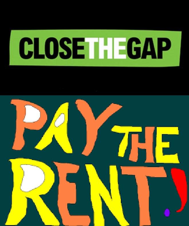 close gap